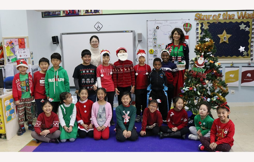 Primary Christmas Dress Up Day (2)
