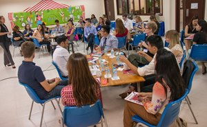 Parent focussed workshops at British International School HCMC