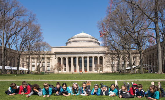 Nord Anglia students visit MIT