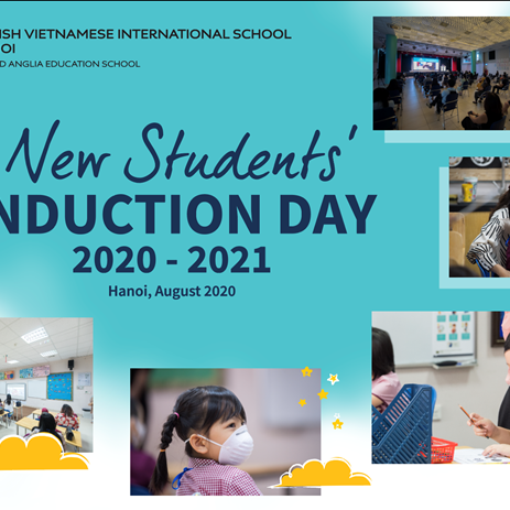 New Students' Induction Day 2020 2021