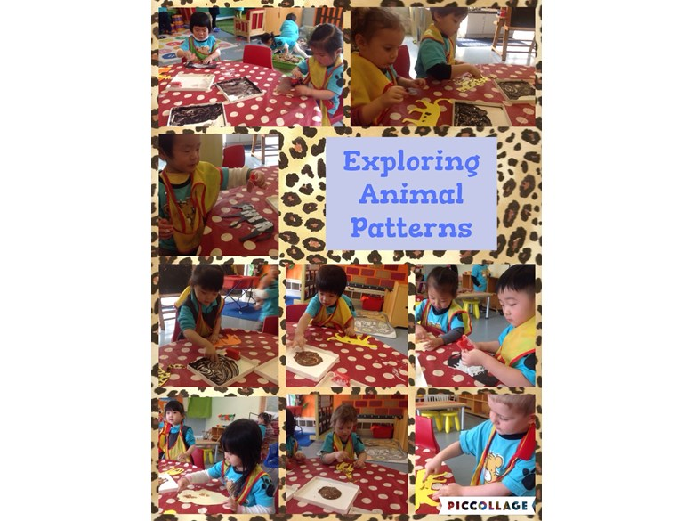 Exploring animal patterns in Pre-Nursery