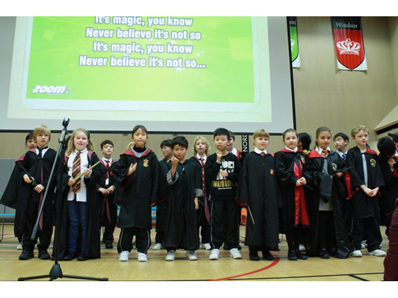 Class 4A assembly