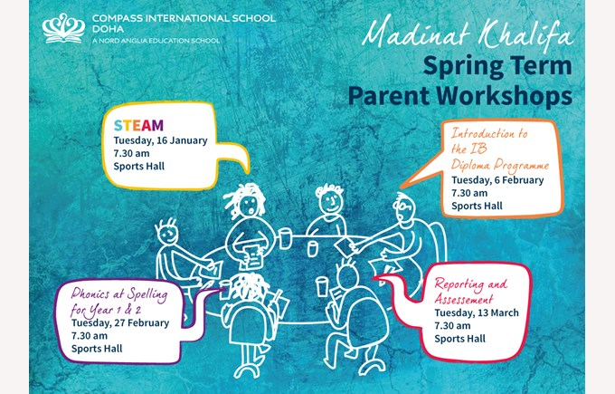 MK Parent Workshops