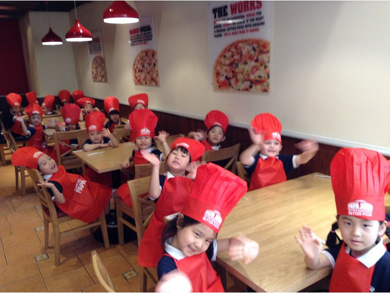 Pizza Passion at Papa John's!