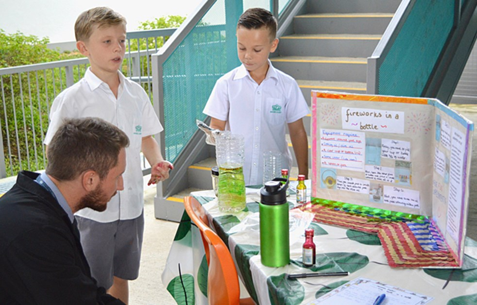 Year 5 Science Fair