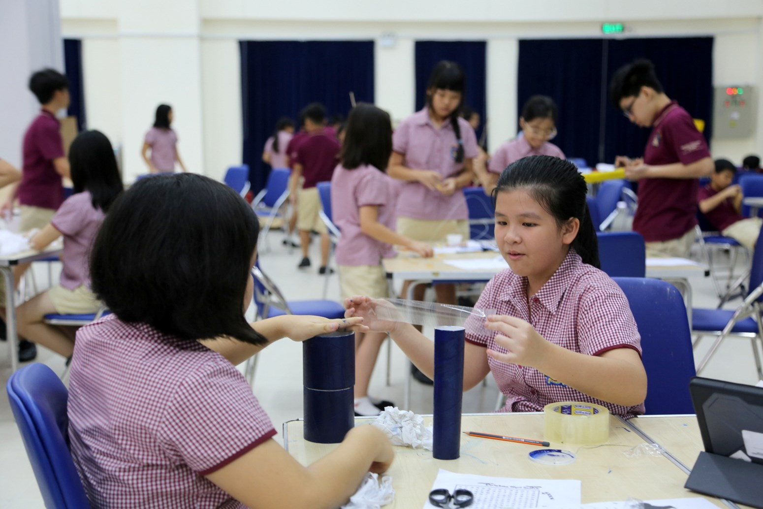 BVIS HCMC STEAM Primary Learning