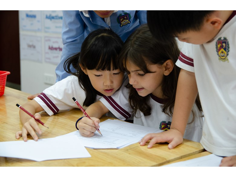 Britist International School Hanoi - Maths Day