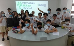 Intermediate Biology Olympiad | BIS HCMC