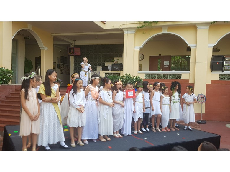 BIS Ho Chi Minh Year 5 Step Back in Time - 3