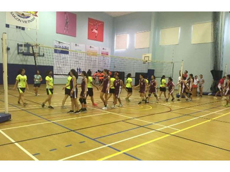 U19 Volleyball v TIS (H)