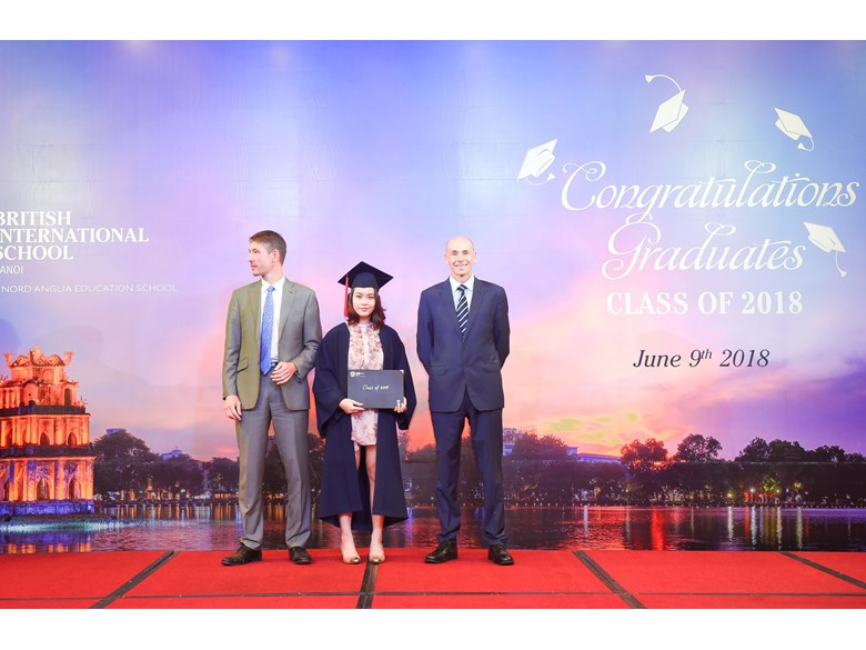 British International School Hanoi Ngoc Vi 2018