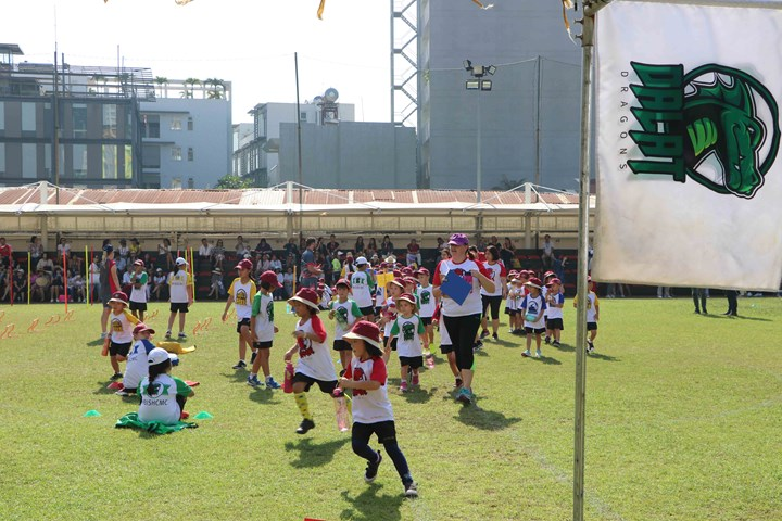BISHCMC Primary Sports Day Year 1 2019-11
