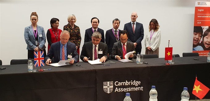 4 more universities in Viet Nam recognise Cambridge A Level