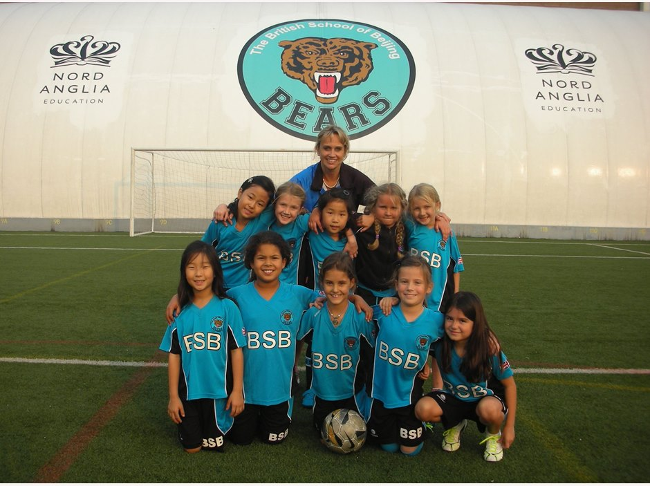 U9 Girls Football
