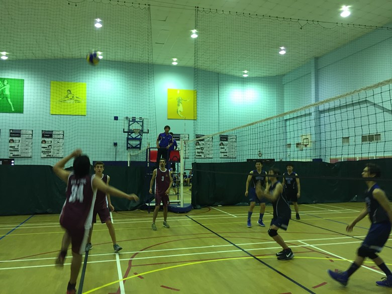 U19 Boys Volleyball City Championship BIS HCMC 1