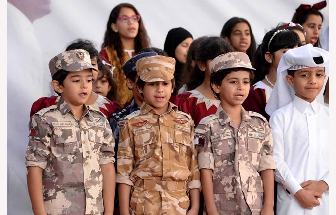 Qatar National Day at Compass School_5715