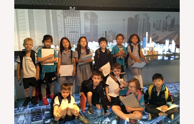 Y2 Trip to Planning Museum