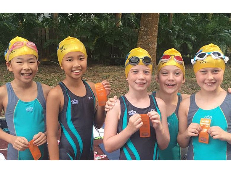 ACSIS Swimming Meets