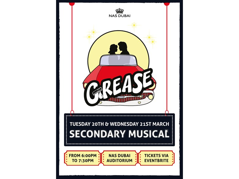 Grease - Secondary Musical