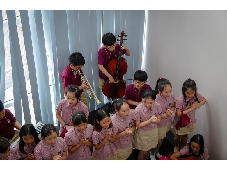 Britist International School Hanoi - Primary Live Lunch