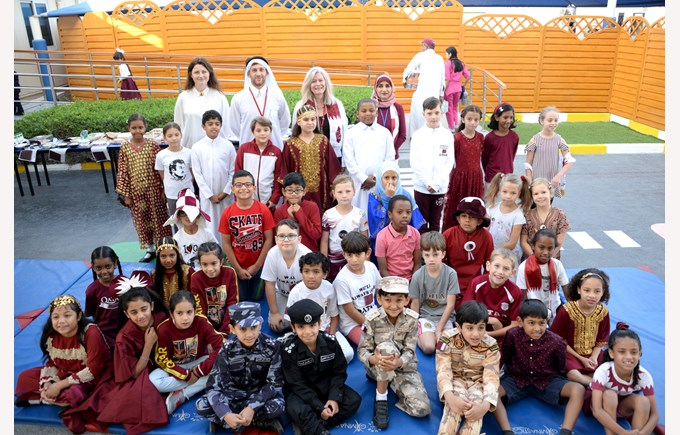 Gharaffa Qatar Celebrations