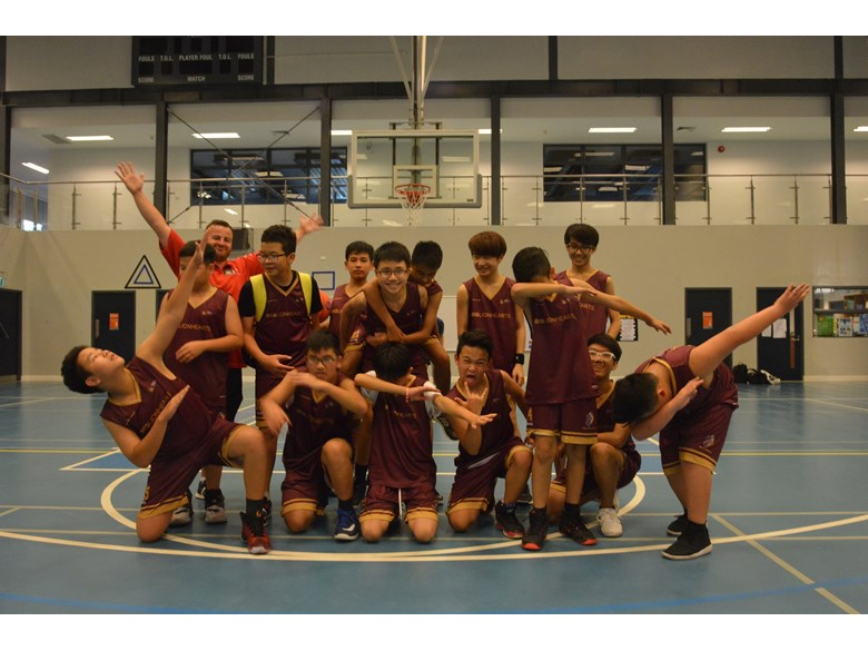 British International School Hanoi basketball news