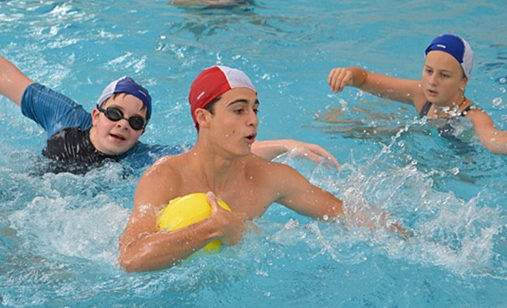 DCIS Secondary Swimming Gala 2017