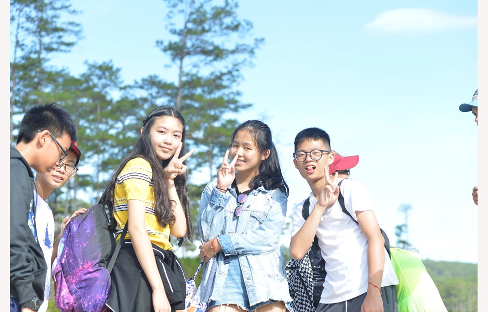 BVIS HCMC Year 8 to Da Lat 2018 (2)