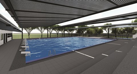 Northbridge International School Cambodia - Aquatics Centre