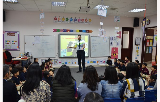 British International School Hanoi - Young enterprise