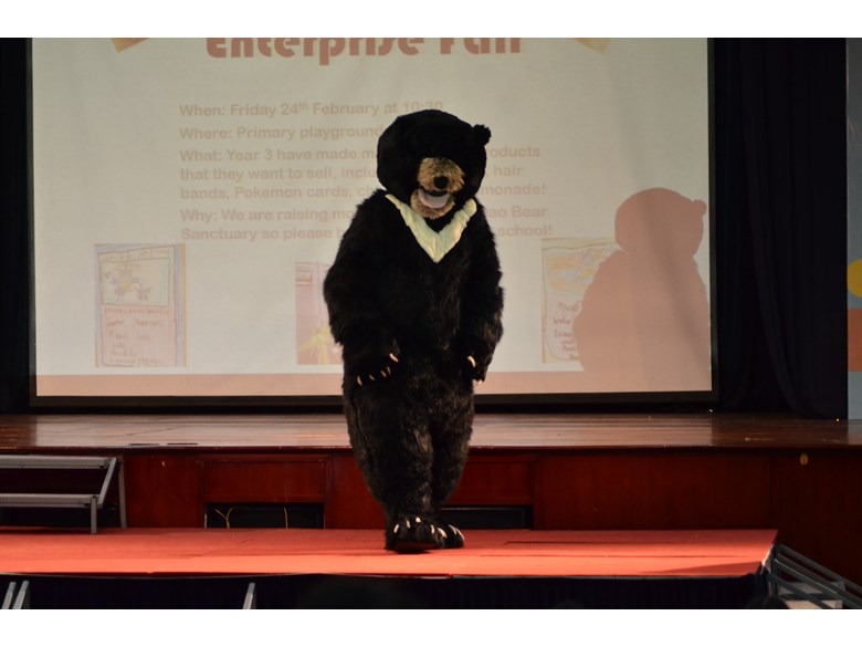 British International School Hanoi - Bear