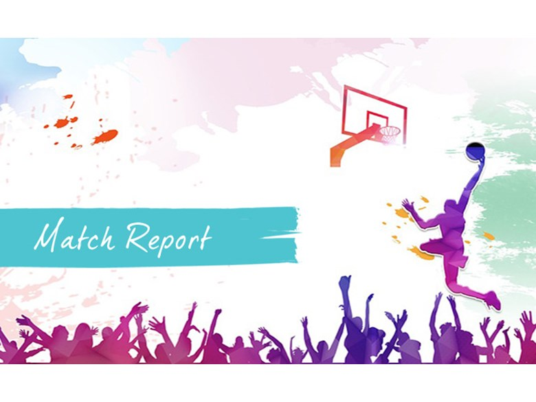 Basketball Match Report