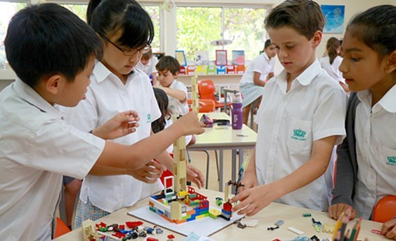 Primary School Lego Competition