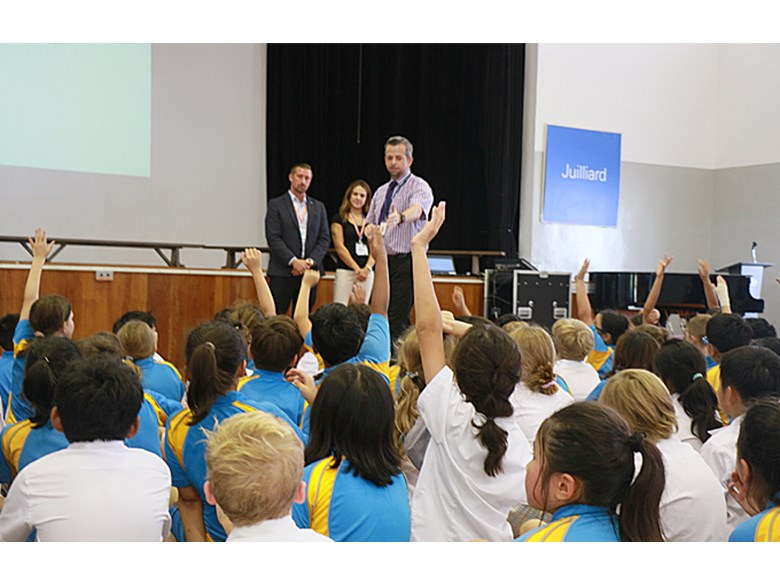 Aviation Talk for Year 4