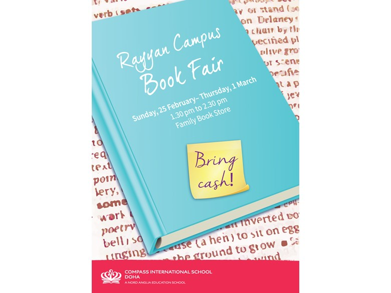 Rayyan Book fair 2018