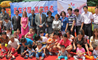 Our Vice Principal was joined by Chinese Government officials at the ceremony to mark children's day in Shanghai