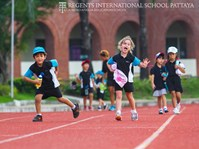 Early Primary School Students | Regents International School Pattaya