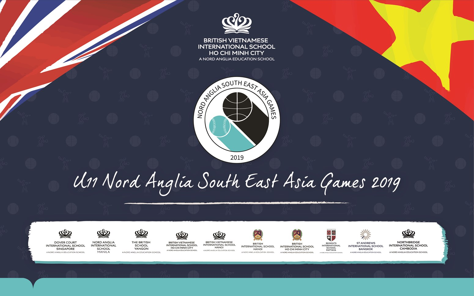 BVIS HCMC U11 Nord Anglia South East Asia Games 2019