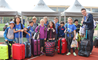 Year 6 students from the British International School Shanghai, Puxi travel to Lin'An for their annual residential trip.