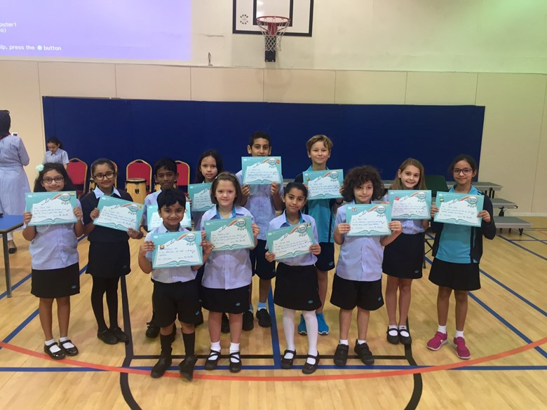 Madinat Khalifa Primary Headlines | Monday 3 December