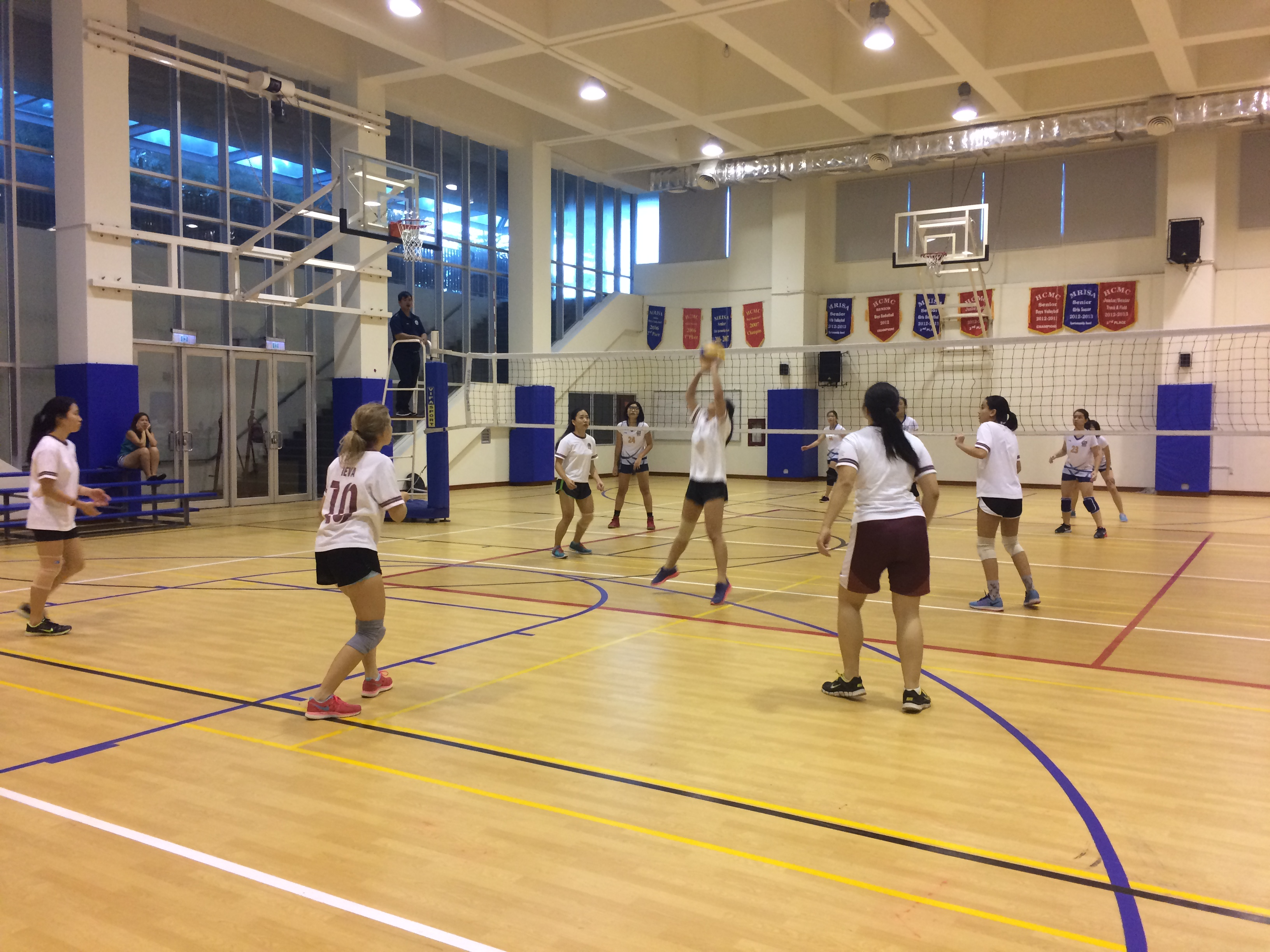 U19b G Volleyball