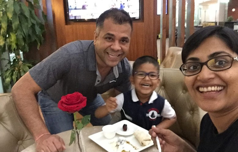 The Sharma Family - International School Ho Chi Minh City