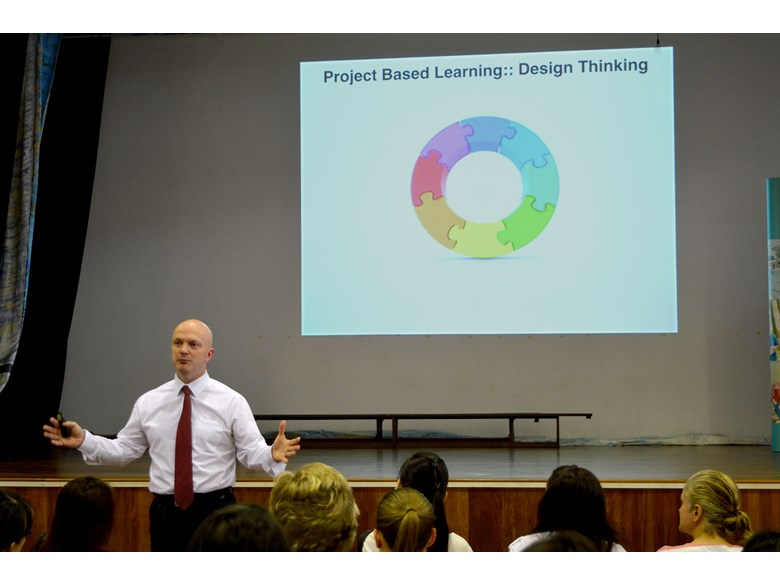 Project Based Learning Design Thinking