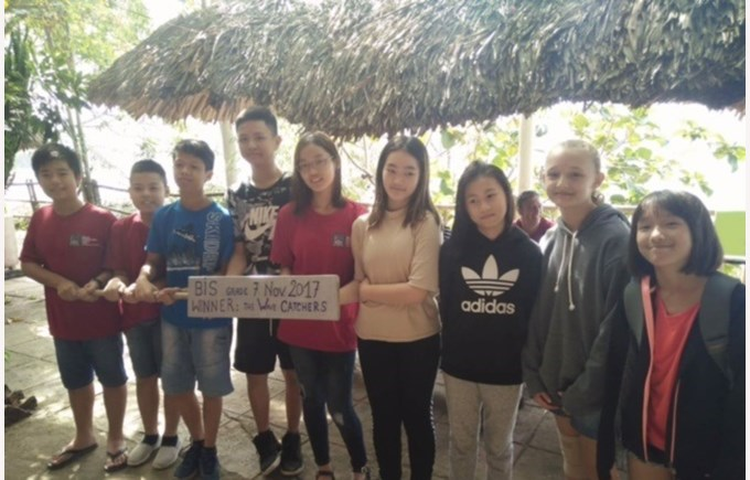 British International School Hanoi| Year 7 Trip