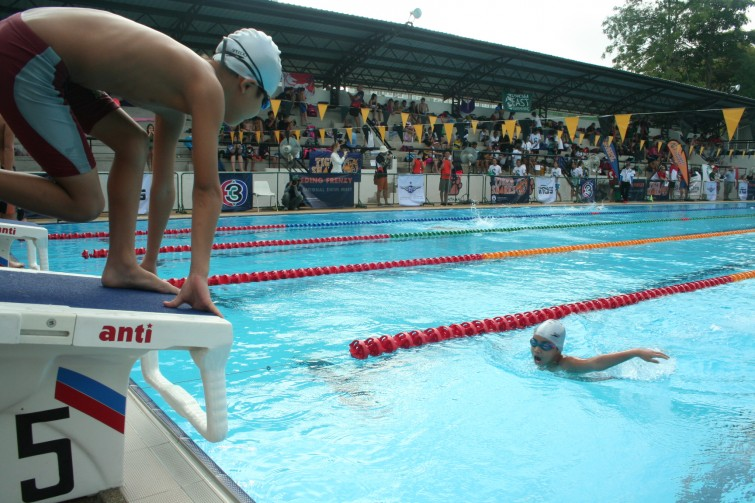 AP1 Bangkok Feeding Frenzy Swim Meet 2015