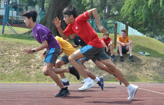 Secondary Sports Day