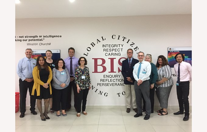 British International School Hanoi CIS WASC
