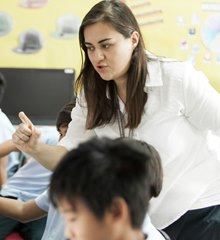 Teachers and boarding school staff │ Regents International School Pattaya Thailand