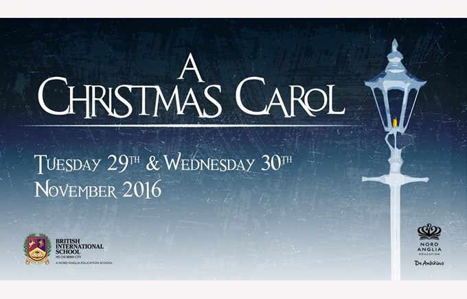 This November, 'get in the spirit' with our adaptation of Charles Dickens' classic novel 'A Christmas Carol'
