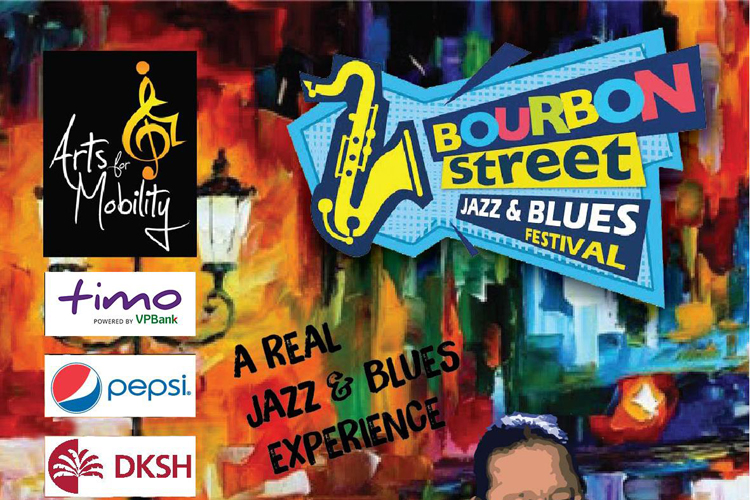 Bourbon Street Blues Festival